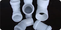 PP pipe fitting mould