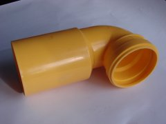 PP belling pipe fitting mould with collapsible core slide system (2)